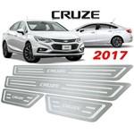 Soleira de Porta Chevrolet Cruze 2017/