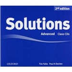 Solutions - Advanced - Class Audio Cds - 2Nd Editions