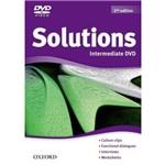 Solutions - Intermediate + DVD - 2ª Ed.