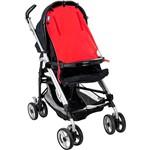 Sombrinha para Carrinho de Bebê Vermelho - KaBaby
