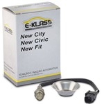 Sonda Lambda New City New Civic New Fit Sensor Oxigenio Pre Catalisador Vetor Esl572