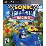 Sonic & Sega All Star Racing - Ps3