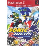 Sonic Riders Greatest Hits - Ps2