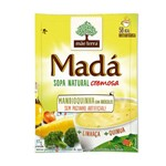 Sopa Instantânea Natural Mandioquinha com Brócolis Madá Mãe Terra 17g