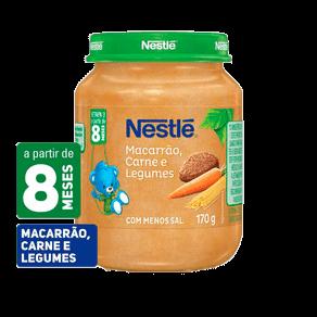 Sopinha Nestle Etapa 3 Mac de Macarrão/Carne/Legumes 170g