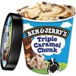 Sorvete de Pote Triple Caramel Chunk Ben & Jerry's 458ml