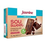 Sou Sweet Chocolate com Gotas Zero Açúcar 90g - Jasmine