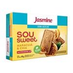 Sou Sweet Maracujá e Chia Zero Açúcar 90g - Jasmine