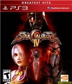 Soul Calibur Iv Greatest Hits - Ps3
