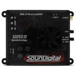 Soundigital Sd250.1d / Sd250 / Sd 250.1 Digital 250w - 1 Ohm