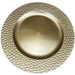Sousplat Craquelado SP13713 Ouro - Mimo Style