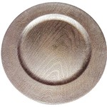 Sousplat Madel SP13711 Bronze - Mimo Style