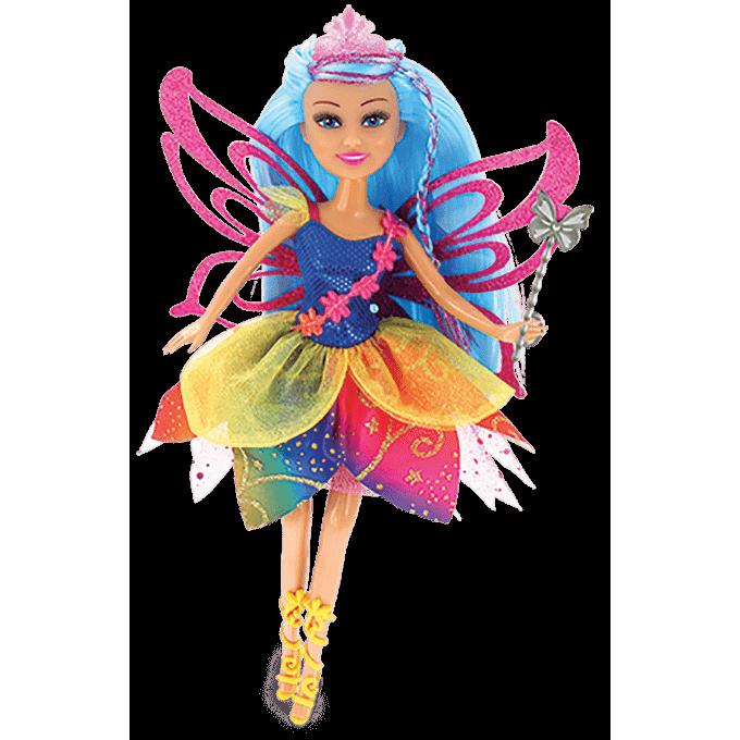 Sparkle Girlz - Boneca Fada das Flores com Acessórios - Dalila - DTC