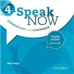 Speak Now - Level 4 - Class Audio Cds