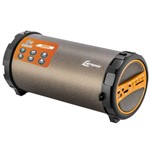 Speaker Boom System Bt530 Bluetooth Rádio Subwoofer Bivolt