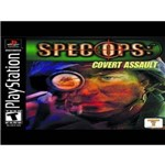 Spec Ops Covert Assault - PS1