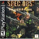 Spec Ops Stealth Patrol - Ps1