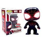 Spiderman Exclusivo 98 Pop Funko Miles Morales Marvel