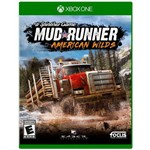 Spintires: Mudrunner American Wilds (pré-venda) - Xbox One
