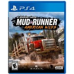Spintires: Mudrunner American Wilds - Ps4