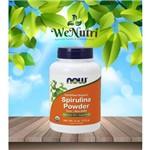 Spirulina em Pó Premium 100% Pura 113g - Now Foods