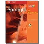 Spotlight On Advanced Cae Sb With DVD-rom - 2nd Ed