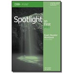Spotlight On First Exam Booster Wb With Key - 2ndd