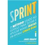 Sprint - Intrinseca
