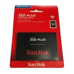 Ssd 480GB Sandisk Plus G26 535-540MBS