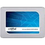 Ssd Crucial Bx300 - 120gb Sata 2,5'' - 7mm (com Adaptador de 9,5mm) - Micron