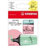 Stabilo Love Mini C/3cores Pas