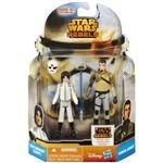 Star Wars-Figura Mission B1384 Cadete e Kanan Jarrus Hasbro A5228