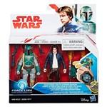 Star Wars Force Link Kit Duplo Han Solo e Boba Fett - Hasbro