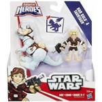 Star Wars - Galactic Heroes - Han Solo e Tauntaun