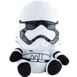 Star Wars - Pelúcia com Som - Storm Trooper - Dtc