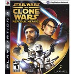 Star Wars The Clone Wars: Republic Heroes - Ps3