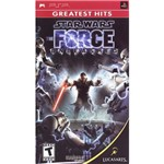 Star Wars The Force Unleashed Greatest Hits - Psp