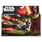 Star Wars Veiculo Class I Elite Speed Bike Hasbro B3716 11386