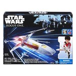 Star Wars Veículo Value S1 Chasseur X-wing Rebelle - B7106 - Hasbro