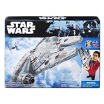 Star Wars Veículo Value S1 Milennium Falcon - B7106 - Hasbro