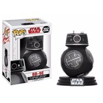 Star Wars Vii Bb-9e - Pop Vinyl Bobble Head - Funko # 202