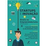 Startups e Inovacao - Manole