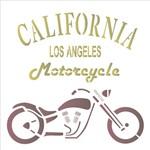 Stencil 30,5x30,5 OPA 2089 California