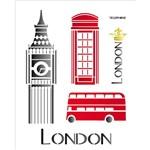 Stencil 20x25 OPA 1161 Cidades London