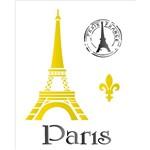 Stencil 20x25 OPA 1166 Cidades Paris