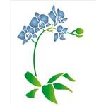 Stencil 20x25 OPA 1454 Phalaenopsis