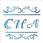 Stencil 10x10 Simples 783 Chá