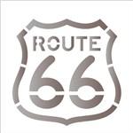 Stencil 14x14 Simples 2019 Route 66