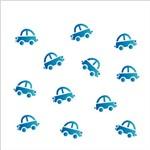 Stencil 14x14 Simples 1138 Micro Carros