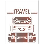 Stencil 15x20 OPA 2050 Travel
